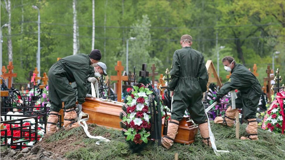 Số ca mắc mới và tử vong tại Nga liên tục lập kỷ lục