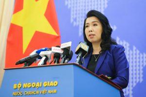 Những nữ phát ngôn Bộ ngoại giao xinh đẹp tài năng