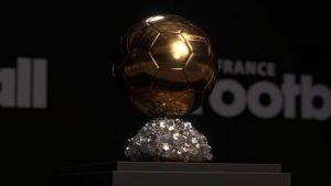 Công bố danh sách 30 ứng viên cho danh hiệu Quả bóng Vàng