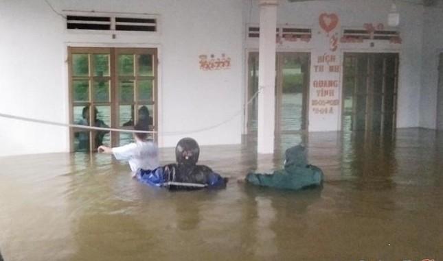Quảng Nam, Quảng Ngãi thiệt hại nặng do mưa lũ