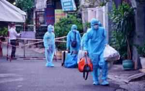 CDC Hà Nội: Ổ dịch ở huyện Quốc Oai rất phức tạp