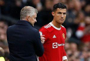 Dù có Ronaldo, HLV Solskjaer vẫn loay hoay tìm lối chơi