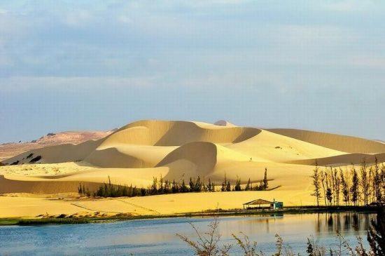 Sa mạc Việt Nam