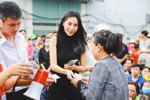 Thông tin ban đầu về tra soát việc từ thiện của ca sĩ Thuỷ Tiên