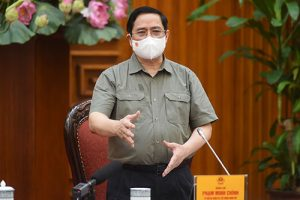 Thủ tướng: Cần thống nhất quy định phòng chống dịch trên toàn quốc
