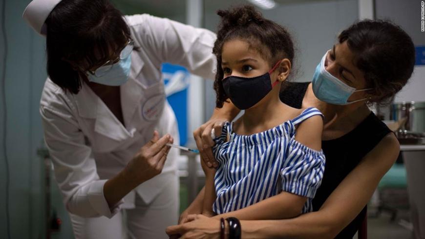 Ngày 25/10, TP.HCM bắt đầu tiêm vắc-xin COVID-19 cho khoảng 100.000 trẻ