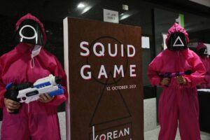 Bẫy nợ tàn khốc của Hàn Quốc cũng giống như 'Trò chơi câu mực'
