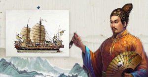 Vị vua Việt tự đóng 1.200 tàu chiến trong 10 năm khiến người Tây thán phục