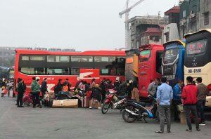 Hà Nội cho phép xe khách, bến xe được hoạt động 100% trở lại